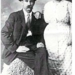 Lula Sutton and John Madison Newkirck