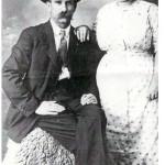 Lula Sutton and John Madison Newkirck